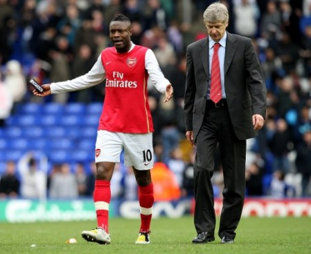 Wenger Gallas