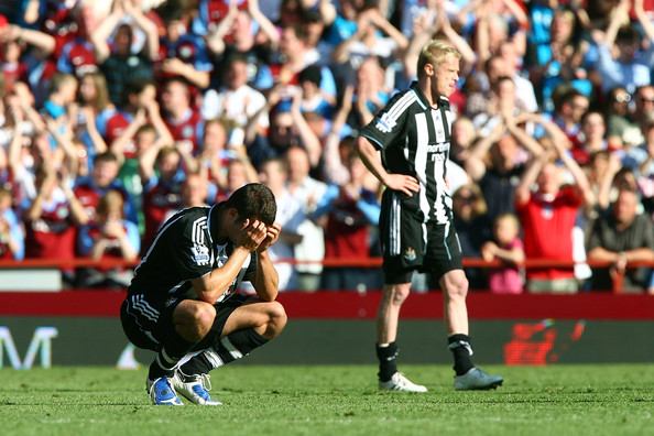 newcastle-relegated