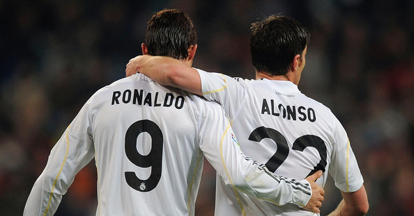ronaldo and alonso