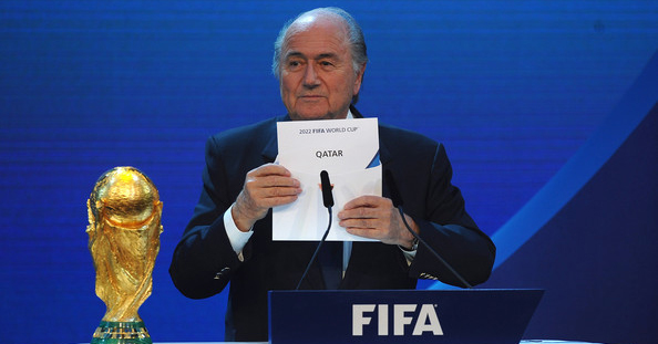 qatar to host world cup 2022