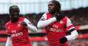 gervinho and sagna