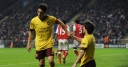 Arsenal must focus on Partizan, not United thumbnail