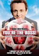 Win a copy of You're The Boss and Football Manager 2010 thumbnail